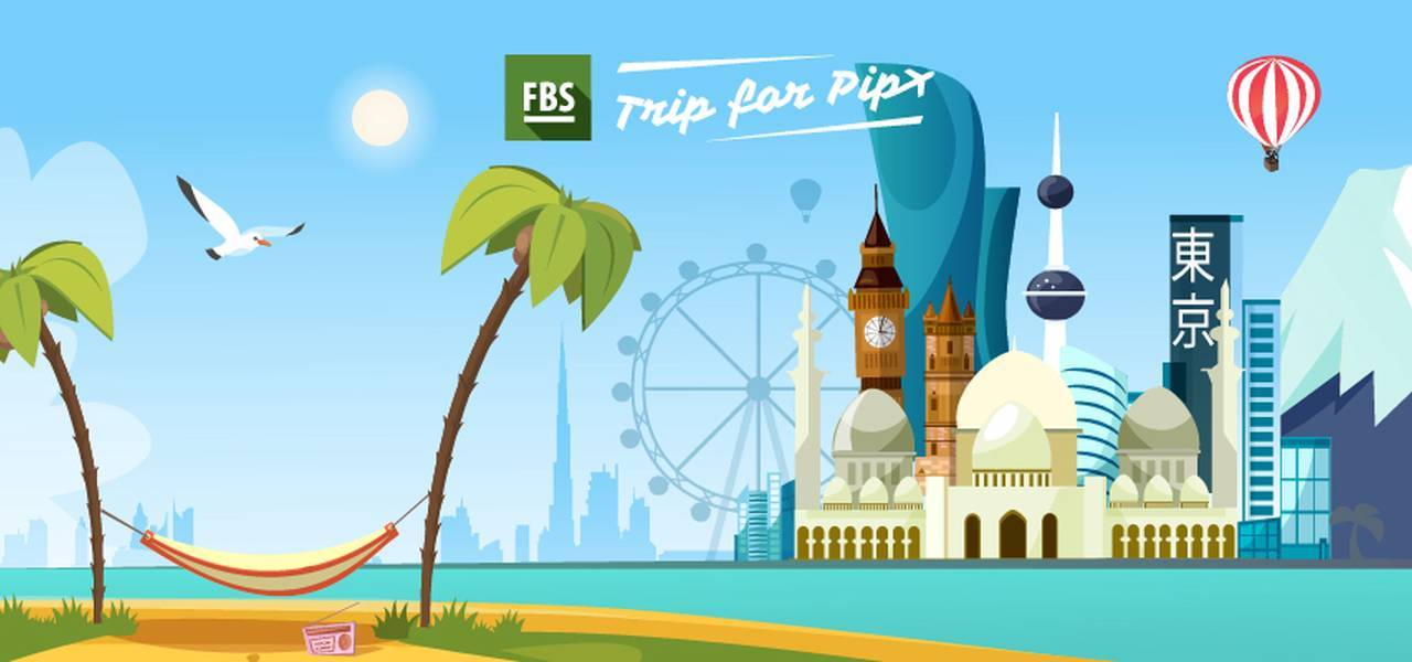 Trip for Pip: FBS presents a quest game for a dream trip to London, Tokyo, or Dubai